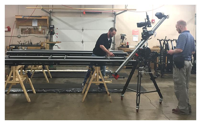 Manufacturing Marvels ® to spotlight Gammill | : statler quilting machine - Adamdwight.com