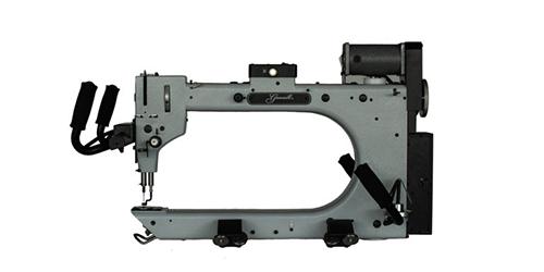 22-inch machine